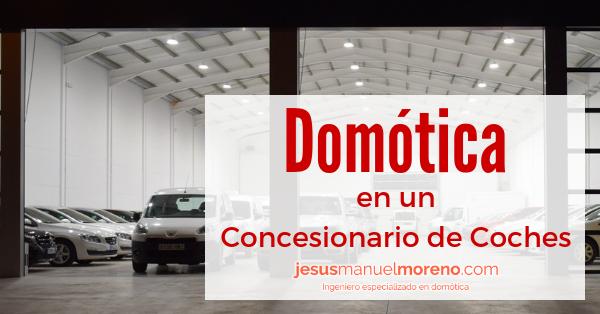 domotica-concesionario-coches