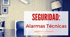 Seguridad: Alarmas técnicas